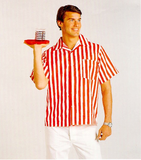 The Striped Shirt